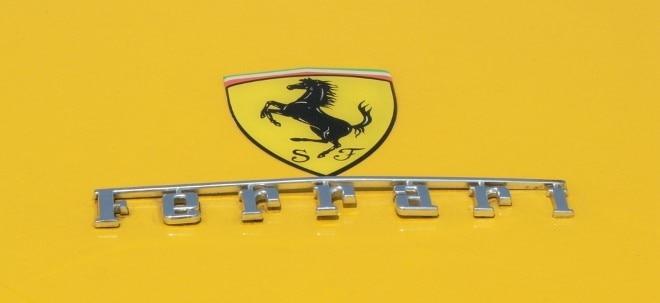 Analysen: Ausblick: Ferrari präsentiert das Zahlenwerk zum abgelaufenen Jahresviertel | Nachricht | finanzen.net