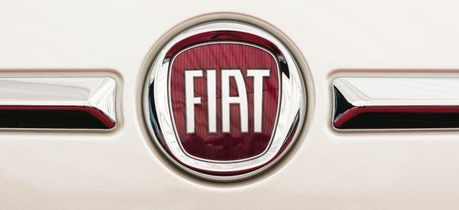 Rote Zahlen: Fiat Chrysler fährt vor Fusionsvorhaben mit PSA Verluste ein | Nachricht | finanzen.net