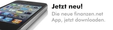 Jetzt neu!: Die neue finanzen.net iPhone-App ist da | Nachricht | finanzen.net