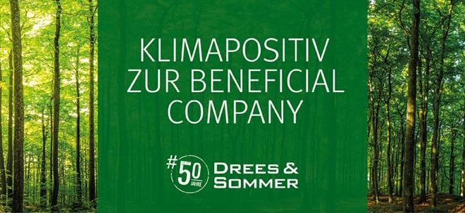 Sponsored Post: Nachhaltiger Treibstoff für den Wirtschaftsmotor | Nachricht | finanzen.net