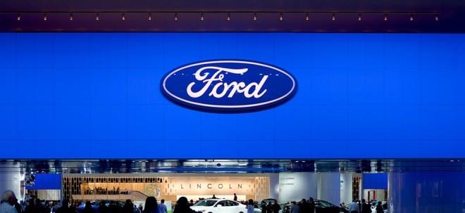 Weniger Gewinn erwartet: Ausblick: Ford Motor präsentiert das Zahlenwerk zum abgelaufenen Jahresviertel | Nachricht | finanzen.net