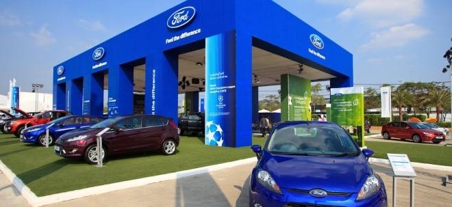 Produktionsende in Brasilien: Ford schreibt 4,1 Milliarden Dollar ab - Aktie verliert klar | Nachricht | finanzen.net