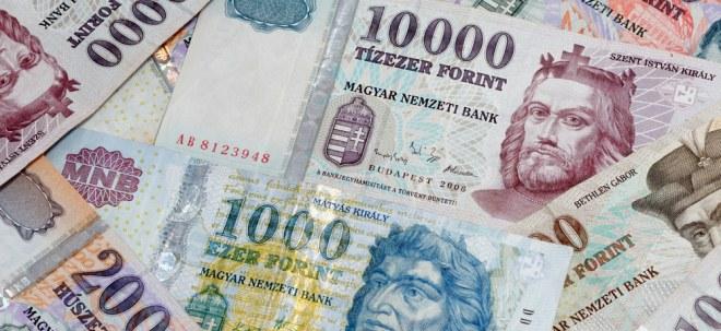 Devise im Fokus: Ungarischer Forint: Abwertung in Sicht | Nachricht | finanzen.net