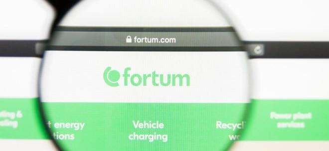 Neuer Fortum-Chef: Fortum-Aktie dreht ins Minus: Fortum befördert Finanzchef Markus Rauramo zum neuen CEO | Nachricht | finanzen.net