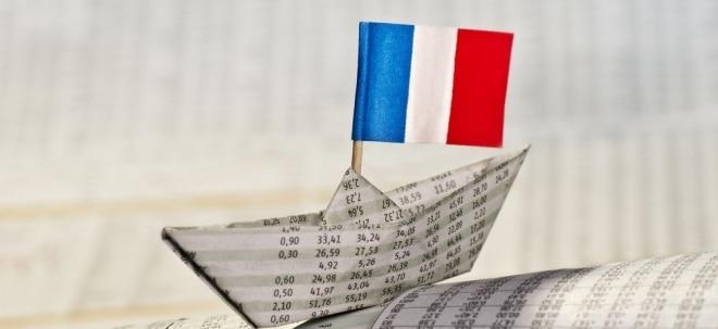 -17 Prozent: Wirtschaftseinbruch in Frankreich in Q2 wohl weniger schlimm als erwartet | Nachricht | finanzen.net