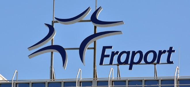 Corona-Krise: Fraport-Aktie tiefer: Verkehrszahlen bleiben im März auf niedrigem Niveau | Nachricht | finanzen.net