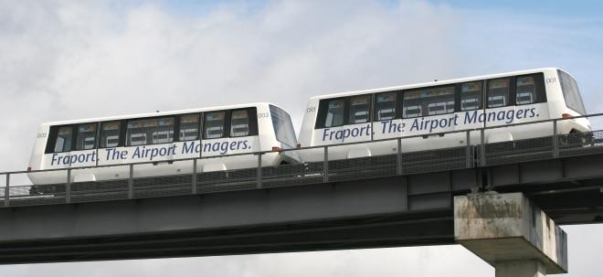 Reisebeschränkungen: Fraport-Aktie tiefer: Massiver Passagiereinbruch in 2021 erwartet | Nachricht | finanzen.net