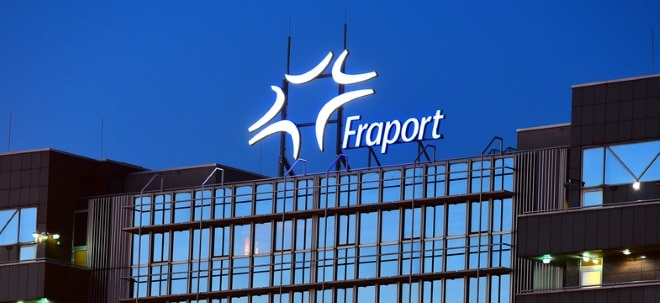 Rückgang verschärft: Fraport-Aktie sinkt: Passagieraufkommen am Frankfurter Flughafen weiterhin unterirdisch | Nachricht | finanzen.net