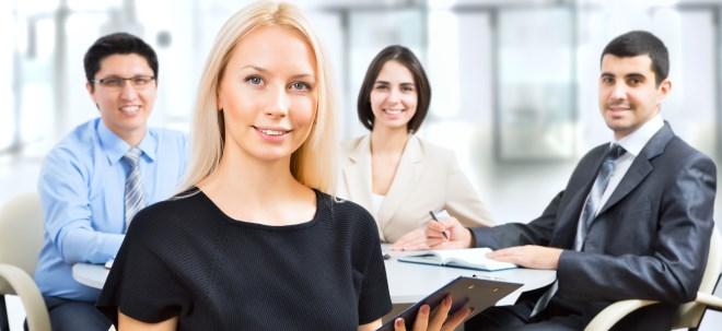 Neue Produkte: Geld machen mit der Frauenquote - Fonds kreieren 'Fräuleinwunder' | Nachricht | finanzen.net