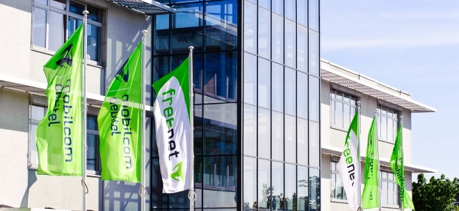 Gesamtjahr rückläufig: freenet-Aktie: Nettogewinn im Schlussquartal deutlich gesteigert | Nachricht | finanzen.net