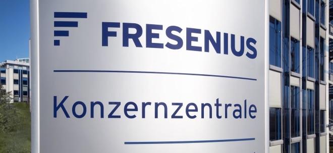 Ausblick auf Bilanz: Fresenius mit Zahlen zum abgelaufenen Quartal | Nachricht | finanzen.net