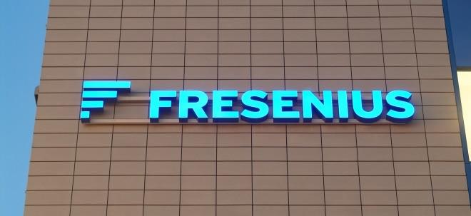 Steigende Gewinne?: Fresenius-Aktie tiefer: Fresenius-CEO auf HV zuversichtlicher bei Mittelfristzielen | Nachricht | finanzen.net