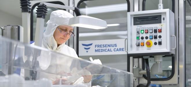Dividendenerhöhung: Fresenius Medical Care erreicht eigenes Ziel und bekräftigt Ausblick