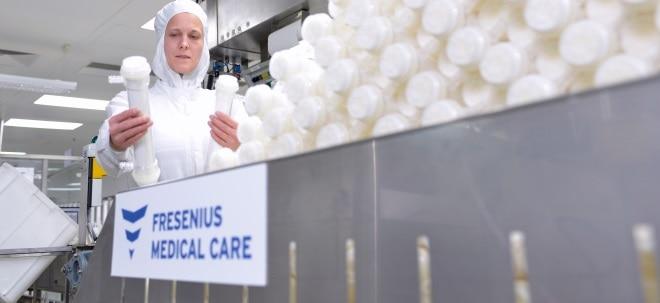 10%er des Monats: Fresenius Medical Care: Zehn Prozent Bonus plus 20 Prozent Risikopuffer | Nachricht | finanzen.net