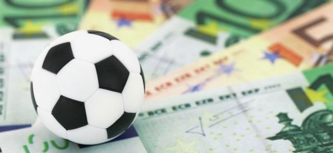Fußball-Bundesliga erneut mit Umsatzrekord