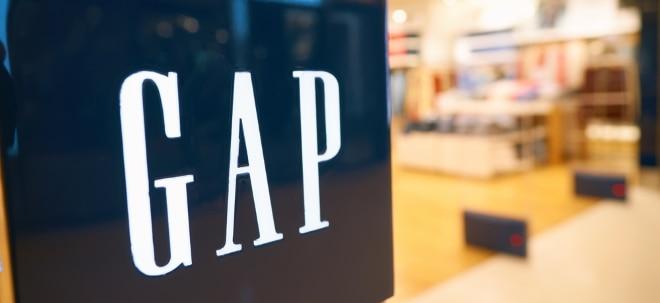 Old Navy-Aktie kommt: Gap spaltet sich auf - Aktie schießt in die Höhe | Nachricht | finanzen.net