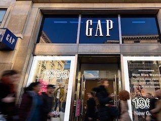: Gap plunges on earnings (GPS)