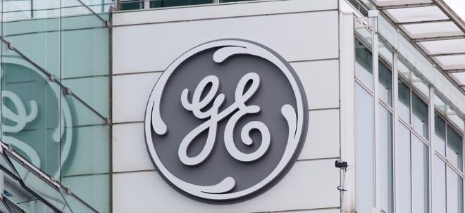 Schwarze Zahlen: Energie und Luftfahrt bescheren General Electric Quartalsgewinn | Nachricht | finanzen.net