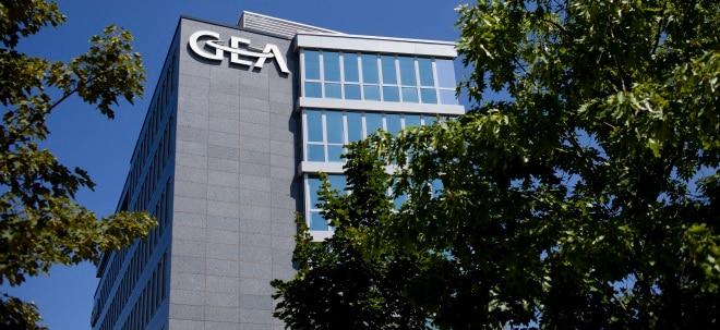 GEA-Aktie steigt nach Commerzbank-Empfehlung auf Jahreshoch