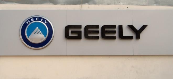 Aktien weiterverkauft?: Daimler-Aktie leichter: Geely dementiert Senkung des Daimler-Anteils um über die Hälfte | Nachricht | finanzen.net