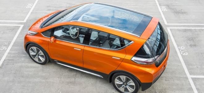 4000 Euro Zuschuss: Politik und Industrie einigen sich auf Kaufprämie für E-Autos | Nachricht | finanzen.net