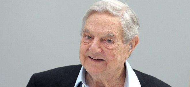 Open Society Foundation: Soros-Stiftung zieht offenbar von Budapest nach Berlin | Nachricht | finanzen.net