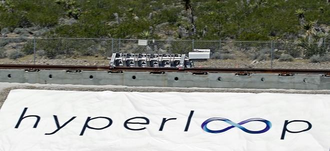 hyper-tube in Südkorea: Virgin aufgepasst: Konkurrierendes Hyperloop-Projekt stellt neuen Geschwindigkeitsrekord auf | Nachricht | finanzen.net