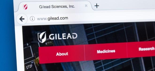 Behandlungskosten festgelegt: Gilead legt Preis für Remdesivir-Behandlung gegen COVID-19 fest - Gilead-Aktie kaum verändert | Nachricht | finanzen.net