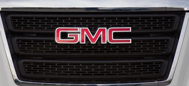 Widerstandsfähige Nachfrage: General Motors hebt Prognose an - GM-Aktie legt deutlich zu | Nachricht | finanzen.net
