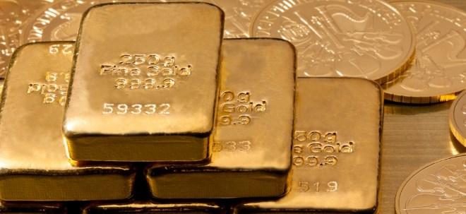 Gold und Rohöl: Gold: Richtungslos und lustlos ins Wochenende | Nachricht | finanzen.net