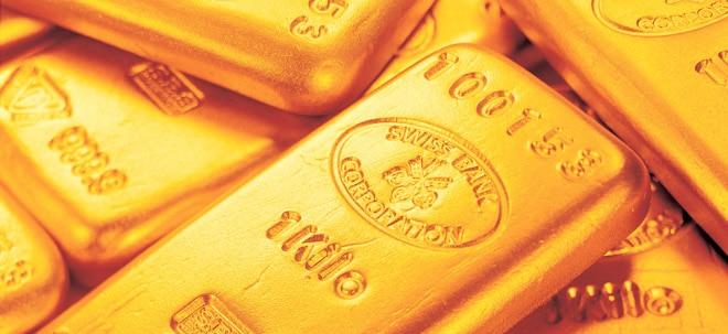 Gold und Rohöl: Gold: Nervöses Auf und Ab vor Fed-Sitzung | Nachricht | finanzen.net