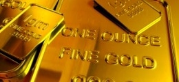 Gold und Rohöl: Gold: Rücksetzer zum Wochenende | Nachricht | finanzen.net