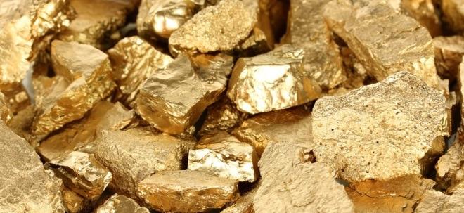 Gold und Rohöl: Gold: Knapp unter Dreiwochenhoch | Nachricht | finanzen.net