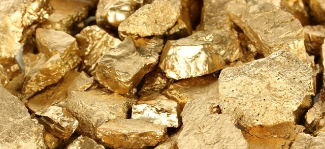 Goldminenaktien
