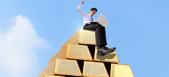 Trendwende in Sicht?: Diese Anzeichen signalisieren eine bevorstehende Goldpreis-Rally | Nachricht | finanzen.net