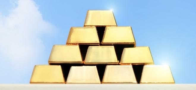 Goldreserven: Silber an Deutschland: Diese Länder horten Unmengen an Gold | Nachricht | finanzen.net