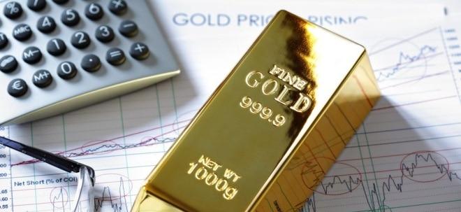 Goldpreis im Fokus: COT-Report: Gold - Große Terminspekulanten werden vorsichtiger | Nachricht | finanzen.net