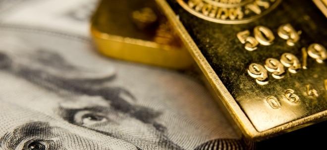 Gold und Rohöl: Gold: Ist dies die Ruhe vor dem Sturm? | Nachricht | finanzen.net