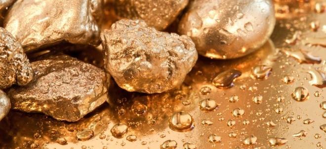 Gold und Rohöl: Gold: Warten auf Mario Draghi | Nachricht | finanzen.net