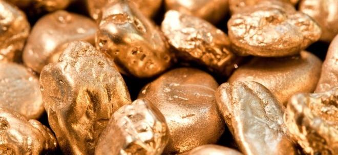 Gold und Rohöl: Gold: Signifikant negativer Wochenauftakt | Nachricht | finanzen.net