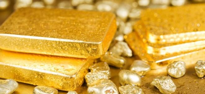 Sicherer Hafen: Goldpreis weiter im Höhenflug - Höchster Stand seit 2013 | Nachricht | finanzen.net