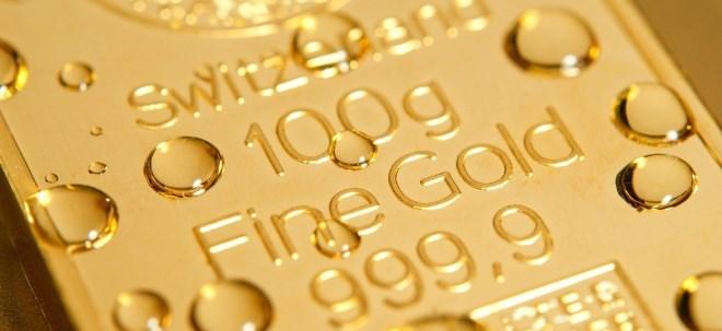 Gold und Rohöl: Gold: Verkaufsdruck vor EZB-Sitzung | Nachricht | finanzen.net