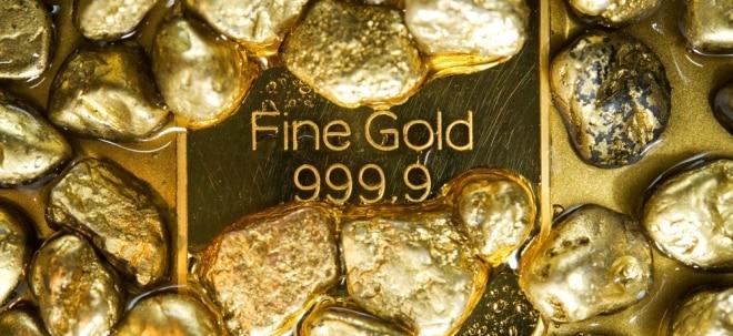 Gold und Rohöl: Gold: Charttechnisch eingetrübte Lage | Nachricht | finanzen.net