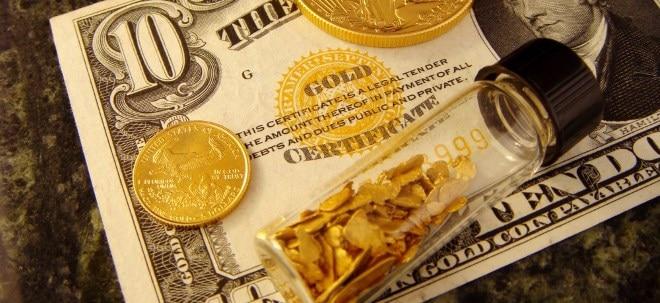 Edelmetall mit Kurspotenzial: Bank of America sieht Goldpreis bei 3.000 US-Dollar - Saxo Bank überbietet das Preisziel sogar noch deutlich | Nachricht | finanzen.net