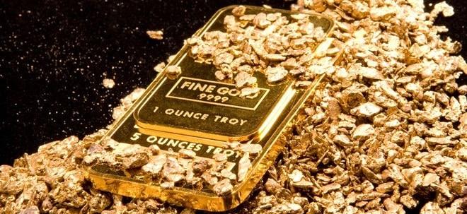 Gold und Rohöl: Gold: Goldman Sachs sieht Kursziel von 1.425 Dollar | Nachricht | finanzen.net