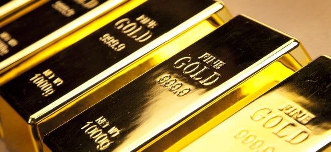 Gold und Rohöl: Gold: Nachlassende Risikoaversion belastet | Nachricht | finanzen.net