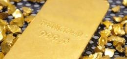 Bilanz erstes Quartal: Rohstoff Tops und Flops: Gold gibt nach | Nachricht | finanzen.net