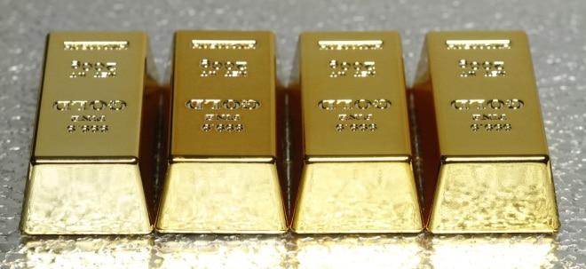 Gold und Rohöl: Gold: Warten auf die Fed-Statements | Nachricht | finanzen.net