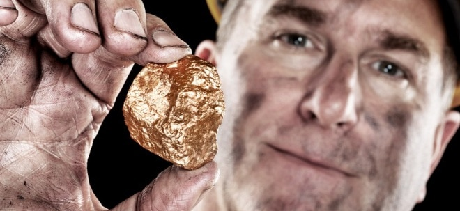 Nach Gelegenheiten schürfen: Jede Menge Potenzial! Das sind die besten Goldminenfonds
