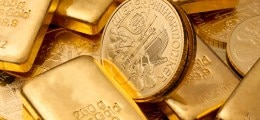 Gold und Lebendvieh: Gold: Wieder ins Minus gedreht | Nachricht | finanzen.net